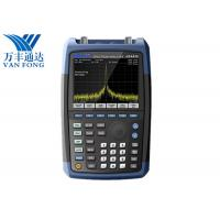 China HSA830 9KHz ~ 3.6GHz Portable Spectrum Analyzer 6.5 Inch LCD 6000 MAh Battery wholesale