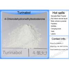 China Pó cru 4-Chlorodehydromethyltestosterone/Oral Turinabol CAS 2446-23-3 do esteroide anabólico do pó da hormona esteroide wholesale