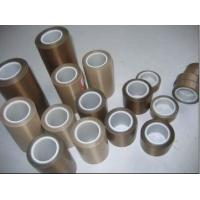China 180um heat resistant PTFE teflon tape with release liner wholesale
