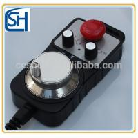 China High Accuracy,Best Products,CNC manual pulse generator MPG with Estop Bottom on sale