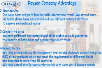 Foshan Rayson Non Woven Co.,Ltd