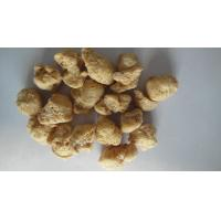 China Peanut Textured Vegetable Protein(TVP), Rapid rehydration & excellent water  absorption on sale
