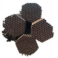 China Factory Direct Supply Erw Black Seamless Welded Steel Pipe With Price on sale