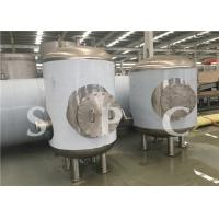 China Fruit Drink Steam Sterilization Equipment Low Temperature Roller Type wholesale