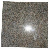 China Indian red, black galaxy, tan brown granite tile, new quarry on sale