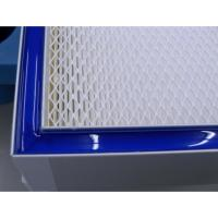 China GMP Factory Industrial HEPA Filter , Glass Fiber H14 HEPA Filter With CE wholesale