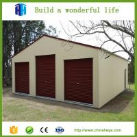 China Large span workshop customized design cheap steel structure warehouse on sale