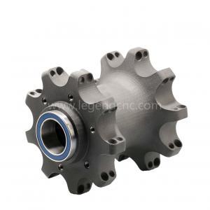 China Multiple Process Nylon CNC Machining High Precision 3D Print 5 Axis on sale
