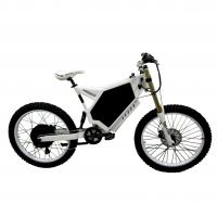 Buy cheap High Speed Stealth Fighter Electric Bike 5000 Watt 72v With Long Range from wholesalers