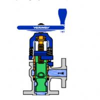 China YARWAY BLOW-OFF VALVES wholesale