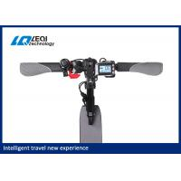 China Aluminum Folding Electric Scooter For Adults , 250w Powerful Back Motor wholesale