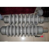 China isolateur de suspension de la porcelaine 11kV/33kV/66kV/110kV pour les lignes ferroviaires électriques wholesale