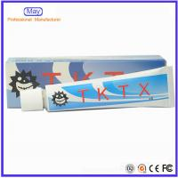 China Classic Model TKTX Pain Stop Cream Numb Skin Fast Cream for Permanent Makeup Use & Tattoo wholesale