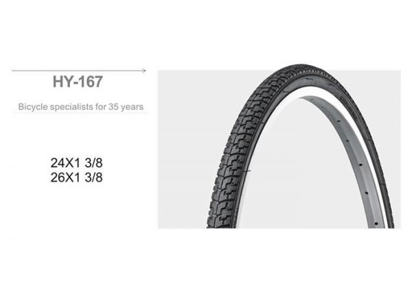 Quality 24x1 3/8 26x1 3/8 bike tyres for wheelchair and city bicycle for sale