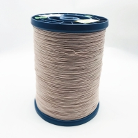 China USTC155 40awg / 42  Enameled Stranded Copper Wire Nylon Covered Litz Wire wholesale