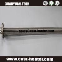China stainless flange 220V immersion boiler hot water heater wholesale