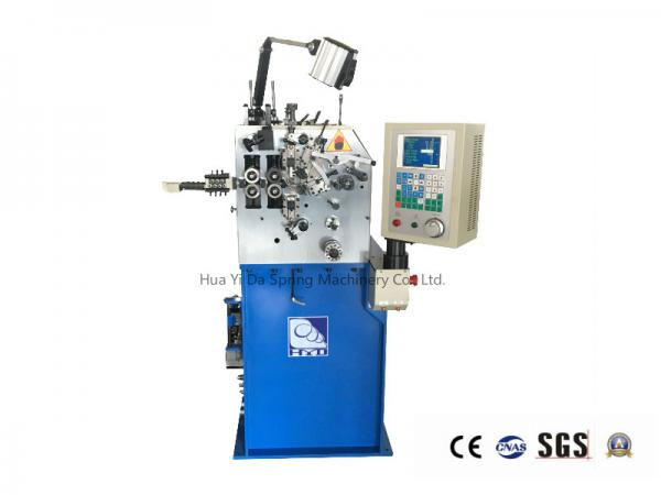 Quality 60HZ Spring Coiling Machine , 1.2mm 550pcs / min Compression Spring Machine for sale