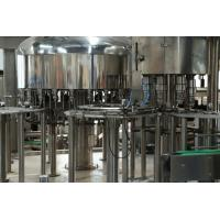 China High Speed Electric 3 in 1 Filling Machine PET Bottle WaterBottling Equipment wholesale