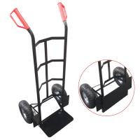 China High Quality Hand Trolley with Foldable Toe Plate (HT1830-1) on sale