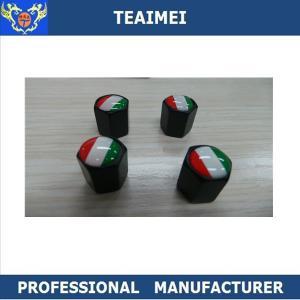 China Alloy Brass Metal Car Tyre Valve Caps  Auto Logo For Car Wheel wholesale