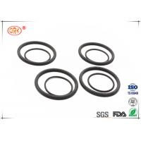China Low / High Temp Resistant FKM O Rings Customized For Automobile Systems wholesale