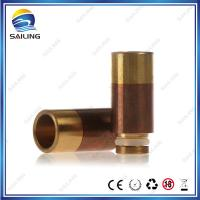 China 510 Wide Bore Vivi Nova Atomizer Copper Brass 8.8MM Dismeter wholesale