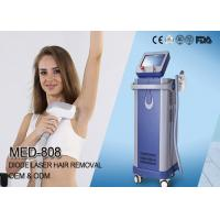 China Germany Laser Bars 808 Diode Laser Hair Removal Alexandrite Super Hair Removal Machine wholesale