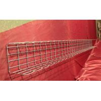 China Customized Galvanized Steel Wiremesh Cable Tray With CE wholesale