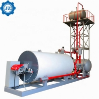 China China Factory Supply Natural Gas Oil Fired Thermal Fluid Heater For Chemical Industry wholesale