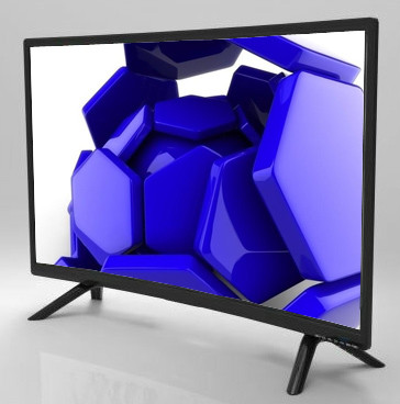 Quality High Contrast Flat Screen Curved TV Wall Mount Ultra High Definition Display for sale