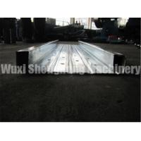 China High Efficiency Roll Forming Equipment For Steel Floor Bearing Plate wholesale