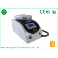 Medical IPL Laser Machine CE Approval 800w Nd Yag Laser Tattoo / Hair Removal Machine