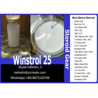 China Water Based Milky Winny Winstrol 25 mg/ml  Oral Conversion Gear For Bodybuilding wholesale