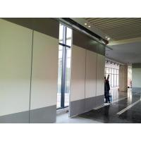 China Soundproofing Sliding Partition Walls Suspended Ceiling Hanging System on sale