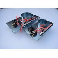 China 80-400mm Duct Zone Dampers Pneumatic Shut - Off  Isolation Gate For Duct System wholesale