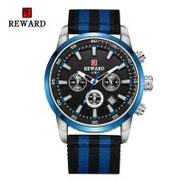 China Nato Strapgents Dress Watches , Quartz Stainless Steel Watch Bracelet For Mens wholesale