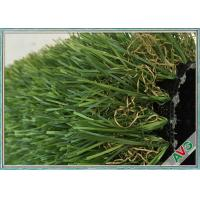 China Great Weather Adaptability Landscaping Artificial Turf / Fake Grass 7 Years Warranty wholesale