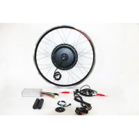 China High Power 48V 1000W Hub Motor Kit For Off Road Electric Bike 6s / 7s Freewheel wholesale