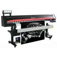 China 5 Feets Water Based  Full Sublimation Printing Machines With Two 5113 Printhead wholesale