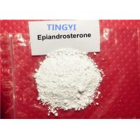 China Steroids Hormone Muscle Fitness Supplements Powder Epiandrosterone CAS 481-29-8 for Fat Loss and Muscle Building on sale