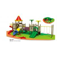 China Real Estate Community Plastic Children Outdoor Playground Equipment Outdoor for Park on sale