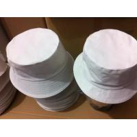 Cheap cotton bucket hat,bucket hat with material of 100% cotton