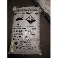 China High Quality Potassium Hydroxide Flake on sale