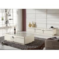 Buy cheap sell high glossy coffee table,#A-105,TV cabinet,#B-105 from wholesalers