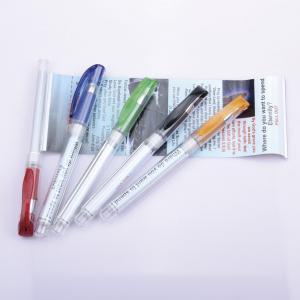 China advertising flag banner pen, promotional gift banner pen wholesale