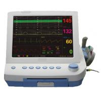 """China Portable 3 Parameters electronic 12.1""""maternal Fetal Monitor with Lithium battery on sale"""