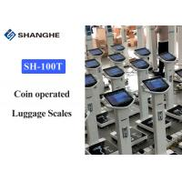 China Precision Sensors Luggage Bag Weight Scale , Portable Digital Luggage Scale For Airport wholesale