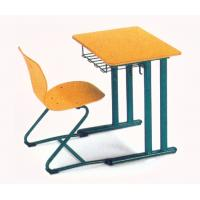 China Modern School Furniture - Classroom Desk Chairs , School And Office Furniture , ISO9001 wholesale
