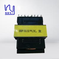 China 10KV EE49 Type Electric Power Ferrite Core Transformer High Frequency wholesale