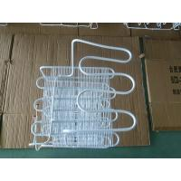 China Wire Bundy Tube Evaporator For Freezer , White Painting High Efficiency Anticorrosion wholesale